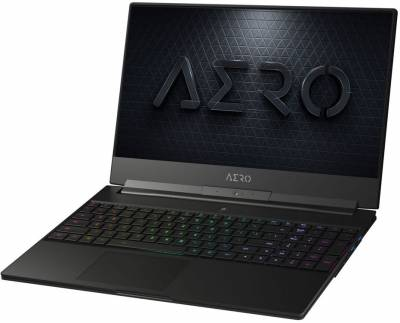 "Aero 15S v10 FHD 144hz Gigabyte Aero 15S v10 9th gen Gaming Notebook Intel Quad i7-9750H 2.53Ghz 16GB 512GB 15.6"" FULL HD GTX 1660Ti 6GB Win 10 Pro"