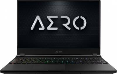 "Aero15 OLED YA Gigabyte Aero 15 OLED YA 9th gen Gaming Notebook Intel Hex i7-9750H 2.6Ghz 16GB 1TB 15.6"" UHD RTX 2080 8GB Win 10 Pro"
